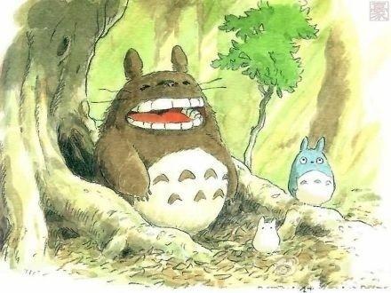 宫崎骏的童话和爱:不如永远像孩子一样| jiaren.org